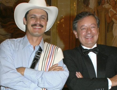 Regular Private Meetings with High Profile British & Colombian Dignitaries